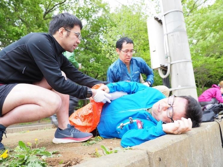 ☆東京都新宿西口開催☆3/15(日)トレイルランナーのための野外救急・救護法
