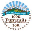 FunTrails100K Round 秩父&奥武蔵 FunTrails50K Two lakes&Green line
