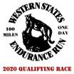 2020年ウエスタンステイツ100マイル